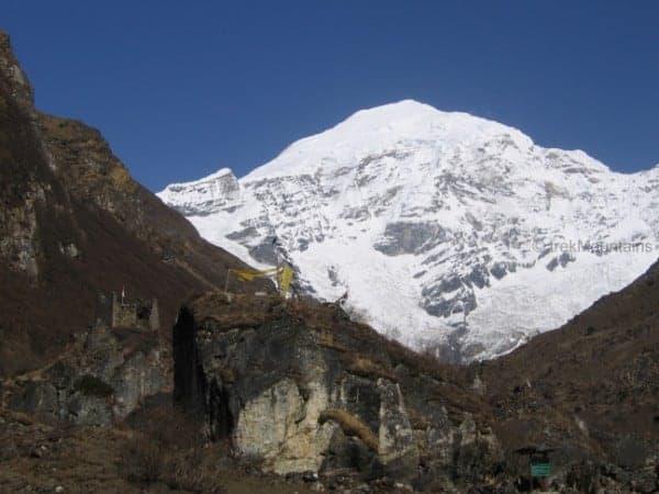 Chomolhari Trek Bhutan (c) trekmountains